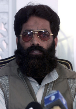 A senior Pakistan Taliban leader confirmed to Channel 4 News that their leader Ilyas Kashmiri was killed by US drones, but denied any involvement in recent Pakistan attacks.