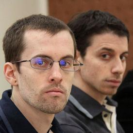 Shane Bauer and Josh Fattal - Reuters