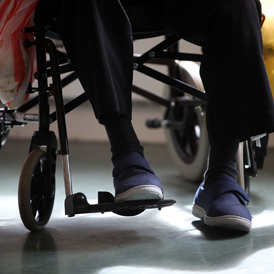 Government plans for major failure of care home provider