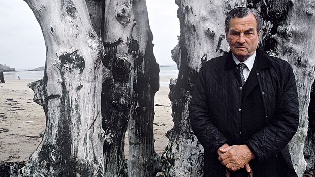 Patrick Leigh Fermor died at home in Greece aged 96 (Image: Getty)