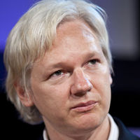 eBay auction for lunch with EikiLeaks founder Julian Assange. (Getty)
