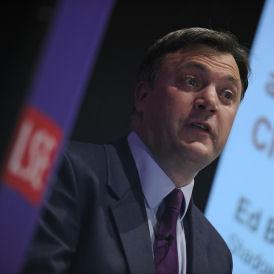 Shadow Chancellor Ed Balls calls for emergency VAT cut (Reuters)