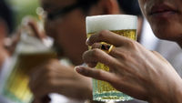 Child drinkers influenced by parents' behaviour