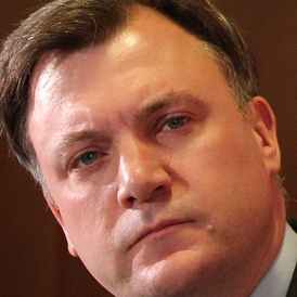 Shadow chancellor Ed Balls has urged trade unions not to fall into the Government's