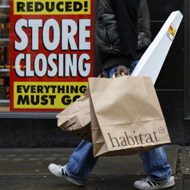 Jobs at risk as Habitat goes into administration
