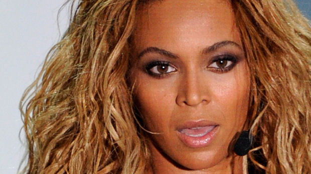 Beyonce, who headlines at Glastonbury on Sunday evening (Getty)