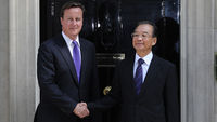 China and UK are set to sign �1bn of trade deals (Reuters)