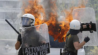 Greece passes austerity measures amid chaotic rioting - reuters