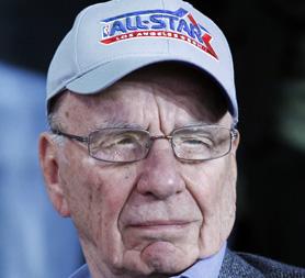 News Corporation Chief Executive Rupert Murdoch (Reuters)
