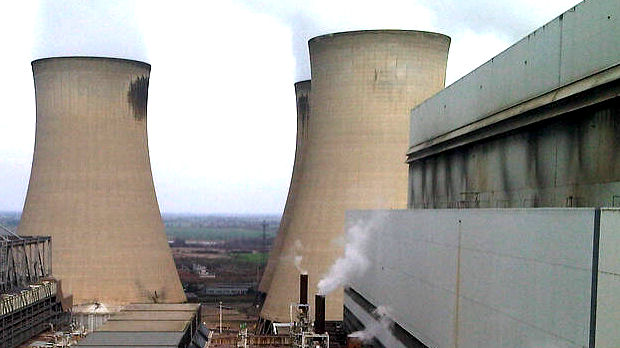 The Drax power station's increased use of biomass is pushing up timber prices