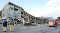 Japan tsunami: 'Entire villages swept away'