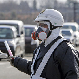 How will the fallout from Fukushima effect Tokyo? (reuters)
