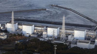 Fukushima Nuclear Plant reactor number 1 Daiichi facility is seen in Fukushima Prefecture