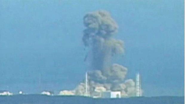 Fukushima: second explosion at Japanese nuclear plant (Rodrigo's Tumblr)