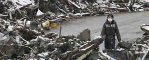 A Channel 4 News photo gallery from Japan's devastating earthquake, tsunami and nuclear emergency.