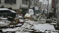 The tsunami-ravaged streets of Ishinomaki, Japan (Save the Children)