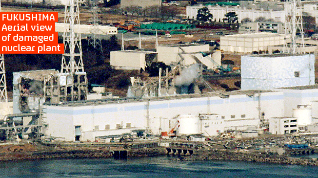 Japan's battle to cool Fukushima nuclear plant as world looks on (Reuters)