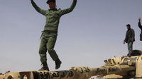 Libya: Journalists deny rebels have captured Sirte - Reuters
