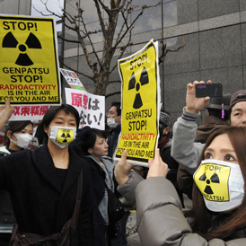 Japan: Fukushima nuclear crisis continues as protests take place out