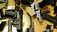 London gun crime figures 'worryingly high'