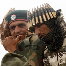 Libya: Western powers could supply rebels with transport - Reuters