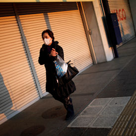 Japan: life is far from back to normal (Reuters)