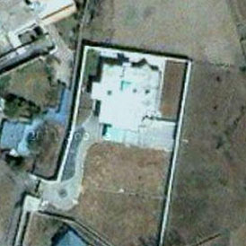 Bin Laden's compound - Googlemaps