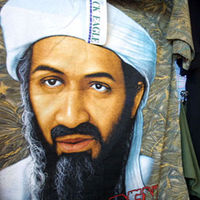 Osama bin Laden 'captured alive' it is claimed. (Getty)