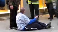 The jury ruled that Pc Simon Harwood acted illegally, recklessly and dangerously in shoving Mr Tomlinson to the pavement