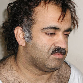 Khalid Sheikh Mohammed was subjected to water-boarding (Reuters