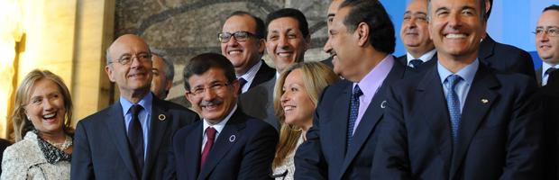 Allies to fund Libyan rebels with cash lifeline
