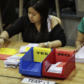 No to AV camp heads for victory in Alternative Vote referendum (Reuters)