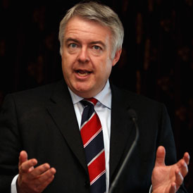 First Minister and Welsh Labour leader Carwyn Jones is hoping for a majority but it remains short of that number, with seats still to declare in north Wales, where counting began at 9am