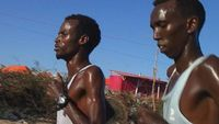 Somali athletes train for London Olympics