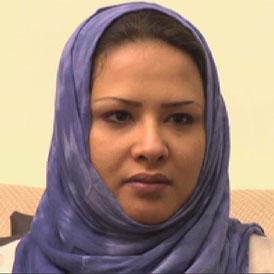 Libya: Eman al-Obeidi.