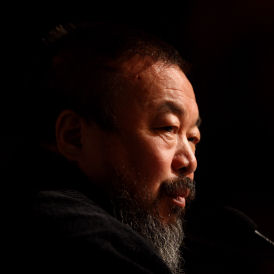 Detained Chinese artist Ai Weiwei allowed wife visit (Getty)