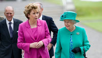 Queen makes historic visit to Ireland (Getty)