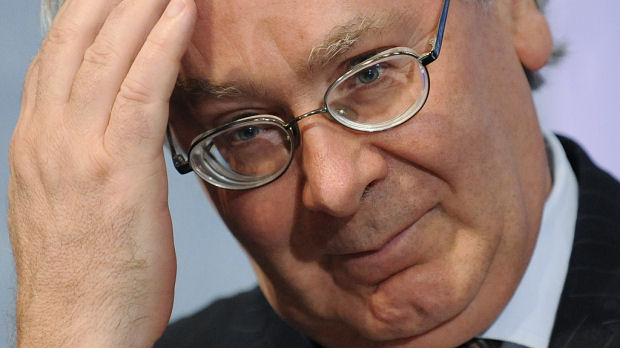 Bank of England Governor Mervyn King, who has had to write an open letter to the Chancellor explaining why UK inflation has been more than one percentage point above the inflation target (Reuters)