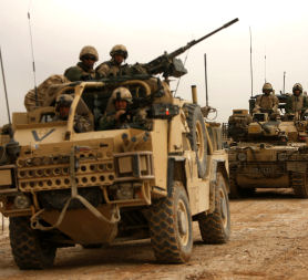 Afghan soldier blog: the uncertainty of war