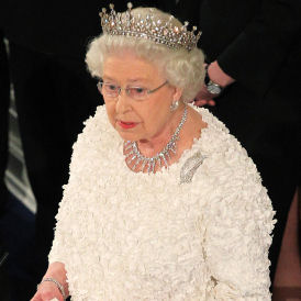 Queen speaks of 'regret' during Ireland visit (Getty)