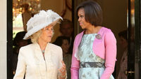 Michelle Obama's 'special relationship' with the British public (Reuters)