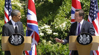 President Obama and David Cameron talk Middle East, Libya and Afghanistan (Reuters)