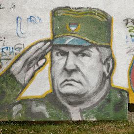 graffiti in serbia (reuters)