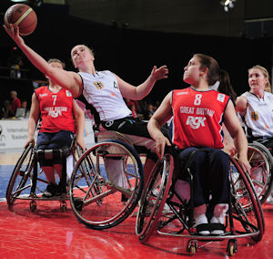 Paralympic World Cup: Brits win wheelchair basketball gold