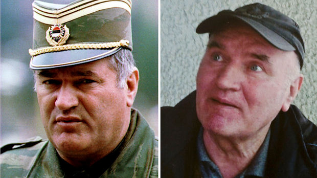 Ratko Mladic has been deemed fit to stand trial (Reuters)