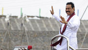 President Mahinda Rajapakse has postponed his UK visit.
