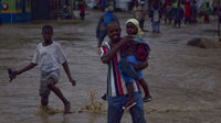 Hurricane Tomas strengthens as it sweeps through Haiti (Reuters)