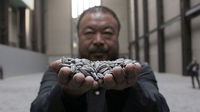Chinese artist Ai Weiwei, being held under house arrest in Beijing (Reuters)
