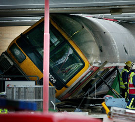 Potters Bar crash: rail firms prosecuted