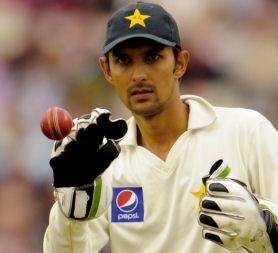 Pakistani cricketer Zulqarnain Haider has sought asylum in the UK (Reuters)